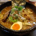 味噌蔵 麺光 - 料理写真:菜光麺