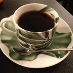 ラ・ヴァチュール - ホットコーヒー