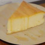 カフェフーノ - ニューヨークチーズケーキ