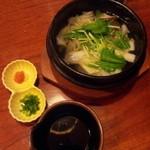 辨慶 - 湯豆腐