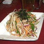 釜山 - サラダ