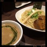 IZASA - つけ麺 750円
