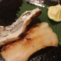 船出 - 太刀魚の柚子胡椒味噌漬け