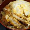 やぶ清 - 料理写真:カツ丼