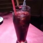 セニョール マサ - アイスコーヒー