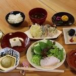 稲泉農園 cafe Orchard - おまかせ野菜ご膳   1500円