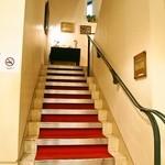 ユーハイム - 2Fへ上がる階段