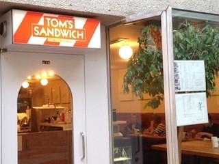 トムス・サンドウィッチ