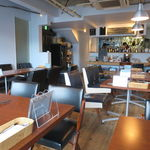 カフェ ブル - お洒落なカフェ的空間3