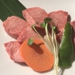 東洋 - 料理写真:極上タン厚切