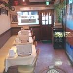 ニューガネーシャ - アットホームなプチサイズのレストランです