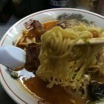 ひまわり - 加藤麺。