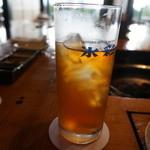 石垣屋 - ウーロン茶