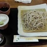 蕎麦切り こばやし - 2014.10.7香味¥900