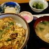 海遊 - 料理写真:カツ丼セット