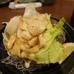 ちゅらさん亭 - あぐー豚の炒めもの