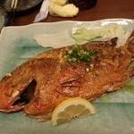 ちゅらさん亭 - 魚のバター焼き