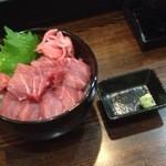 海の幸 翔 - インドマグロ丼950円