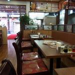 北京烤鴨店 - 店内2014年10月6日北京ダック専門店