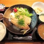 31329388 - ブリと豆腐のみぞれあんかけ(2014/10/07撮影)