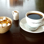 Cafe de 佛蘭西 - 当店自慢のオリジナルブレンドコーヒー