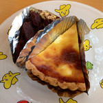 千花 - 料理写真:「一宮お菓子フェア」で買いました (2014.09現在)
