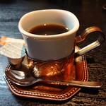 香味堂 - 食後にはコーヒーまで付いて500円とはありがたいです