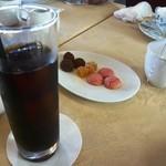 レストラン ワタナベ - 食後の珈琲、お菓子