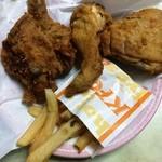 ケンタッキーフライドチキン - 料理写真:食べ比べパック(1150円)