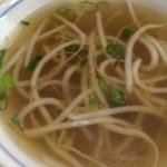 揚子江 - スープ
