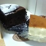 ポケット - ガトーショコラとチーズケーキ