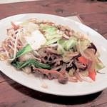 CUBUS - 野菜炒め