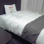 コンフォートホテル 仙台東口 - 宿泊した部屋【2014年8月撮影】