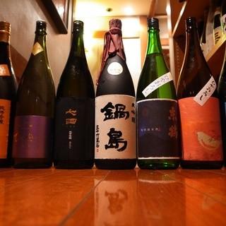 九州の地酒と本格焼酎