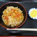 食堂 丸善 - 2014.10 うにめし丼 1200円