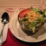 インディアン フードプラザ - セットのサラダ