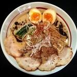 らー麺 あけどや - 料理写真:あけどや胡麻味噌麺