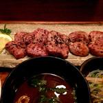 日日是耕日 - とんタンの味噌焼き定食