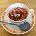 マーヤ - 甘くて美味しいトマトスープ