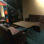 ロング・ア・ロング - テーブル席