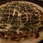 ロング・ア・ロング - 牡蠣入り広島焼き〜♫