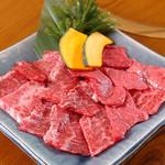 焼肉炭火亭 - 料理写真:人気のカルビ&ロース
