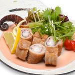 魚三昧 - 【オリジナル】蛸豚ロール