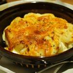 燻製工房 - マッシュポテト&スモークチーズの相性ばっちり♪