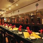 神田 天府 - テーブル席は44~30名様ご利用可能