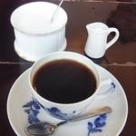 カフェ・グレ - コーヒー、砂糖、クリーム