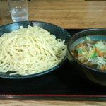 31355778 - 野菜つけめん(2玉)(750円)
