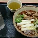 中井麺宿 - 鶏南蛮そば(¥600)