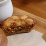 ポタージュ - 今日の御菓子は、ミカンのタルト。美味しい♪