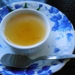 れんが屋 - 美味山海 江の浦 デザート プリン